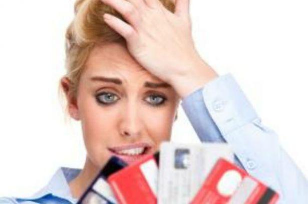 Deudas de tarjeta de credito
