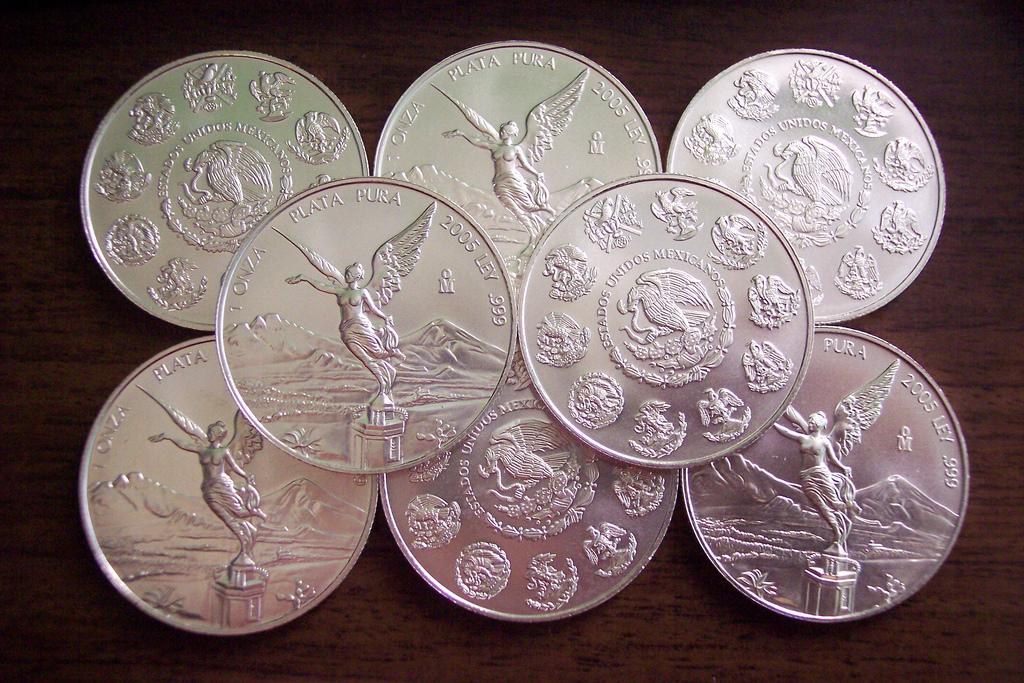961ff1cab5a8 Acuñar nuestra moneda en plata
