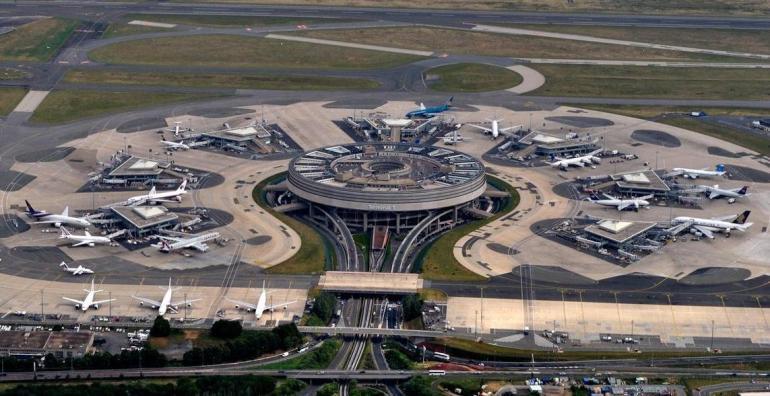 Charles-de-Gaulle-aeropuerto